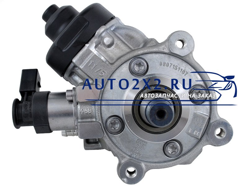 ТНВД 0445010537 04L130755D VW SEAT AUDI SKODA 1.6 TDI 2.0 TDI 2.0 GTD