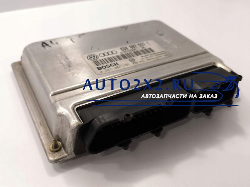 ЭБУ А4 1.8 T 0261204185 8D0907557T