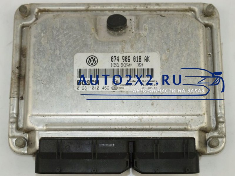 ЭБУ Спринтер 2.5 TDI 0281010462 074906018AK