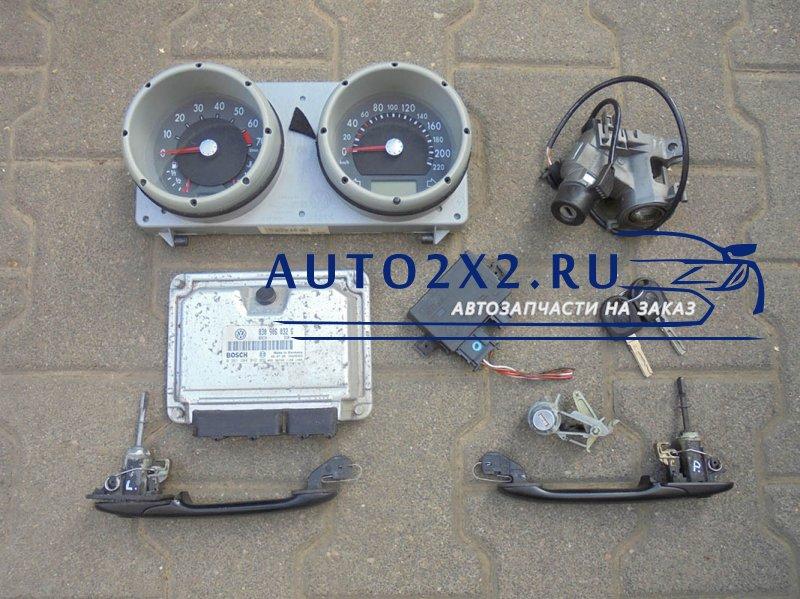 ЭБУ Polo III 6N2 1.0 MPI AUC ESY 030906032G 0261204912 6N0920804D