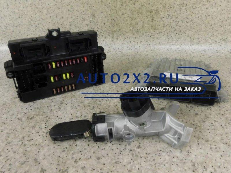 Блок управления ДВС JUMPER II 2.2 HDI S180129102E 9691799080