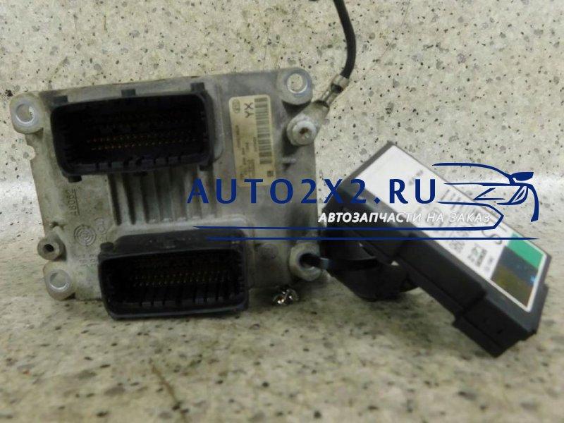Блок управления ДВС Астра 1.4 55556629