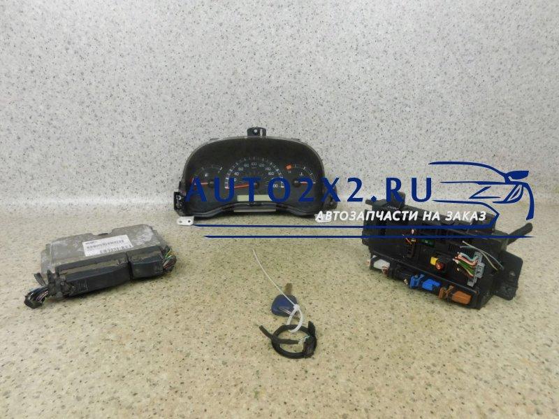 Блок управления двигателем Панда 1.2 55190098 IAW4AF.SP