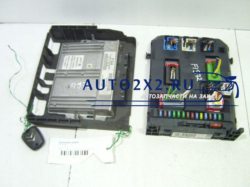 Блок управления ДВС C2 C3 BERLINGO 1.4 8V 9657018180